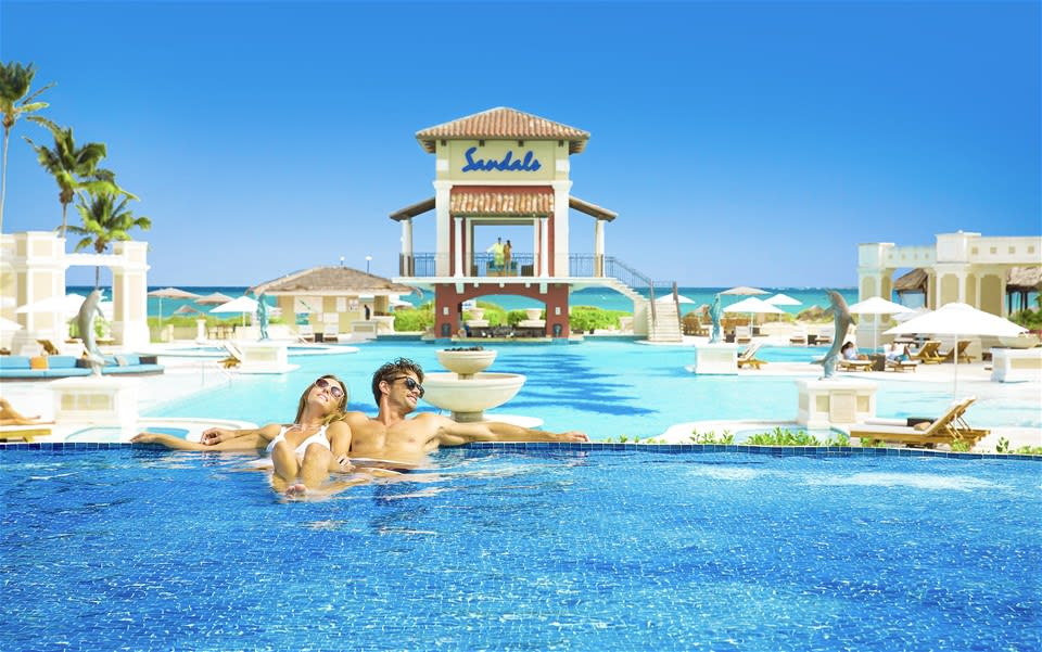 Sandals & Beaches All Inclusive Holidays