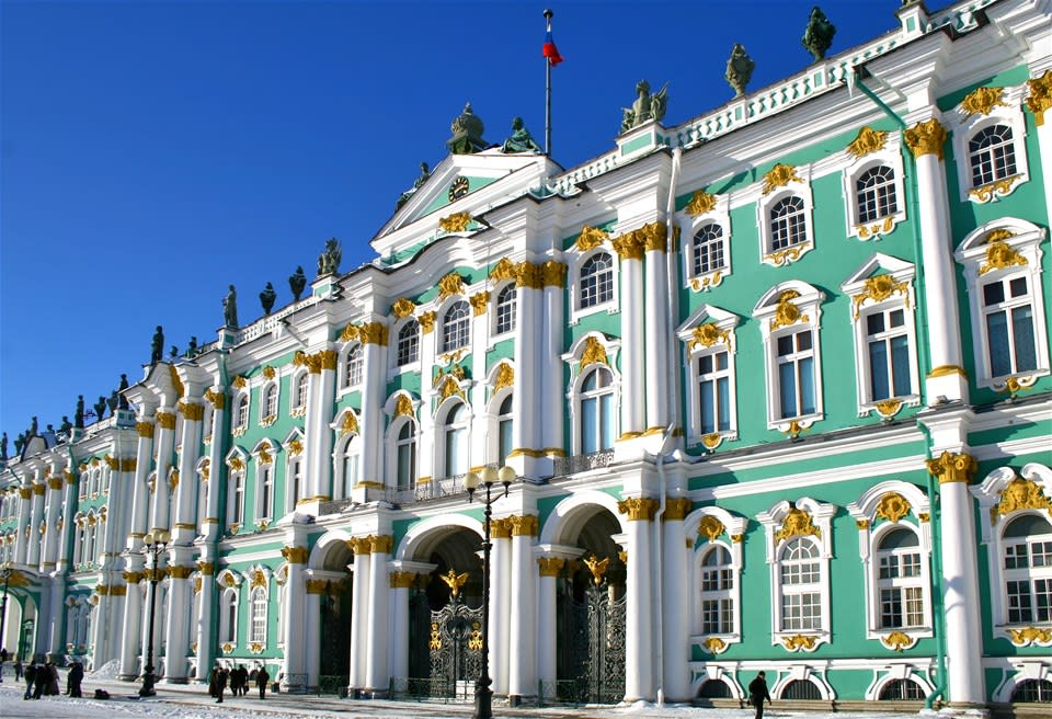 The State Hermitage Private Tour