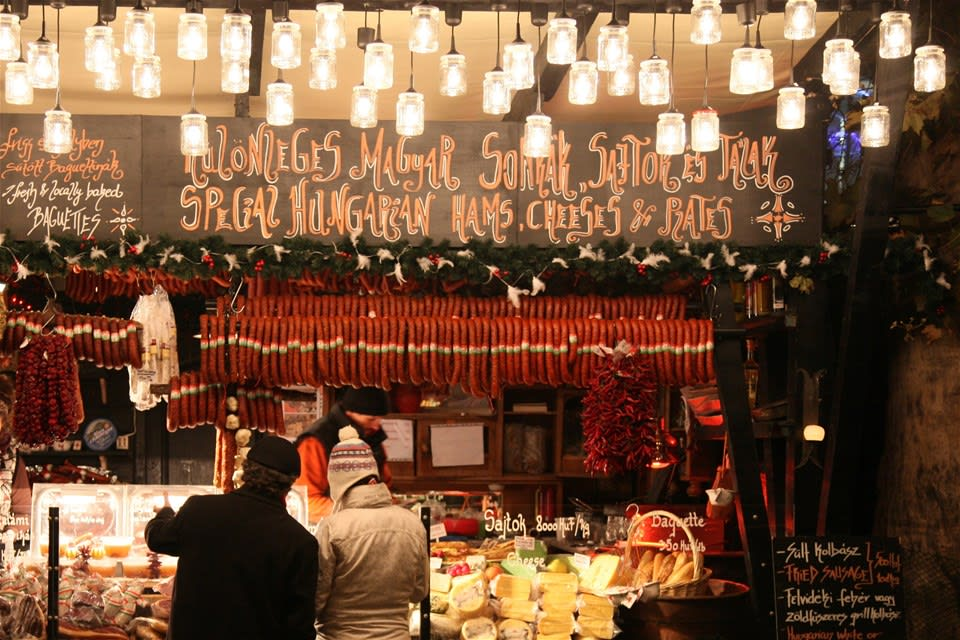 Budapest's Merry Markets and Mulled Wine