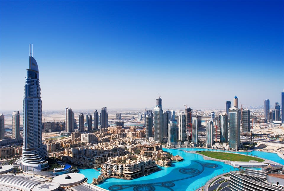 The Ultimate Stopover - Dubai