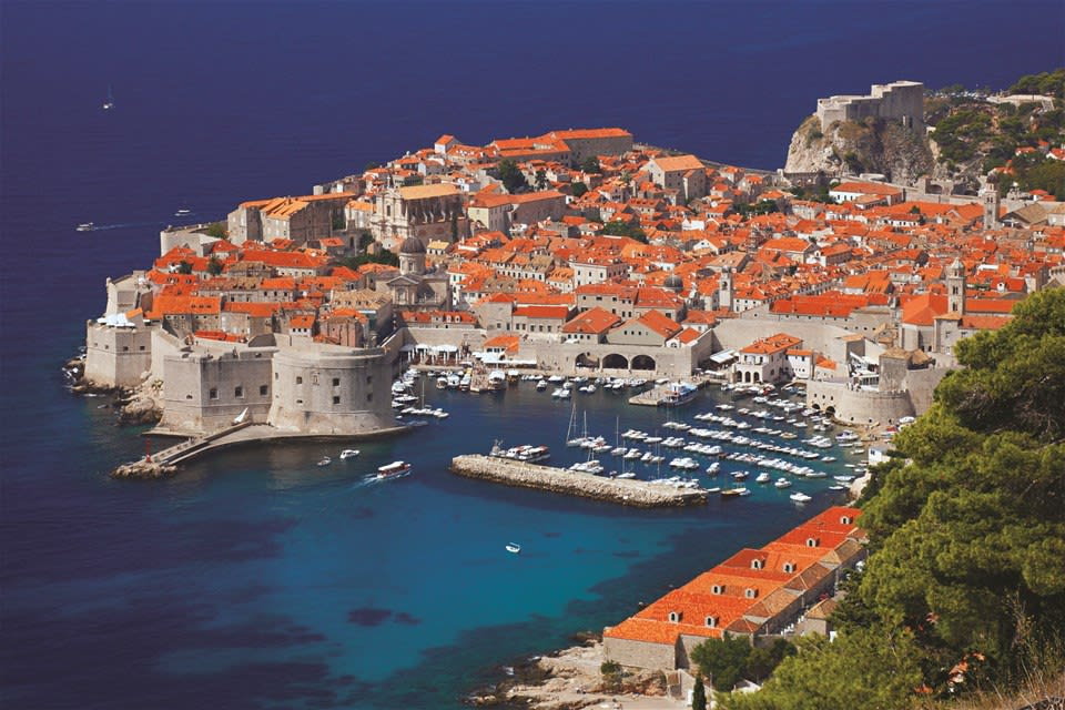 Croatia & The Dalmatian Coast