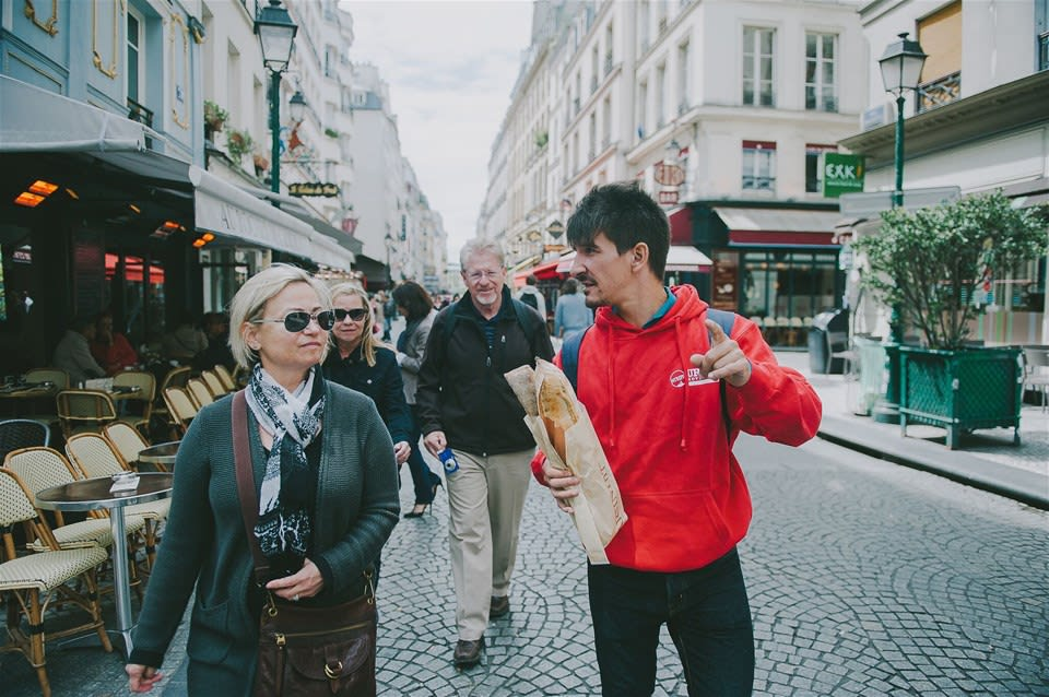 Parisian Food and Art Tour