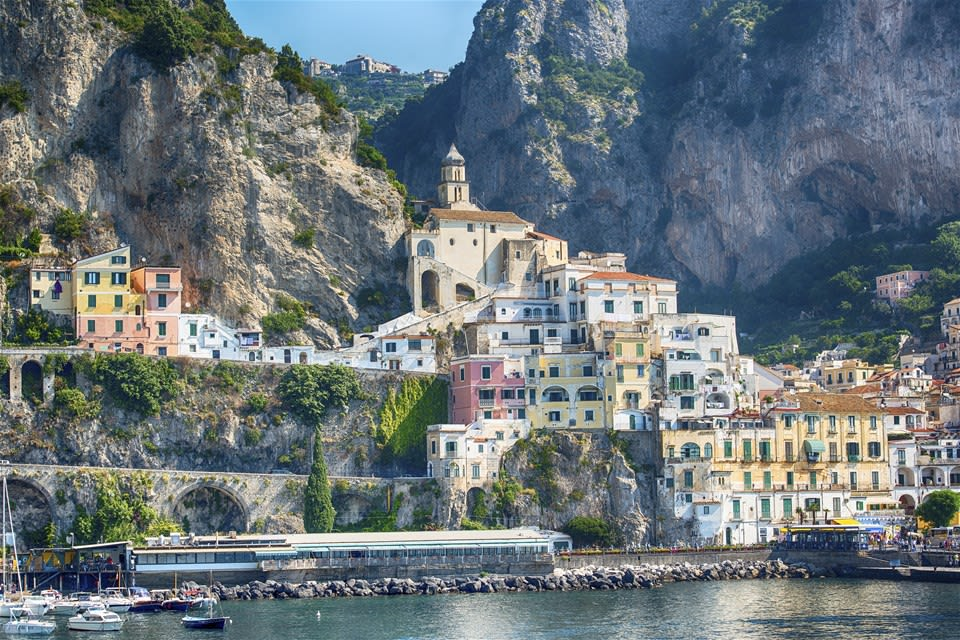 Christmas on the Amalfi Coast