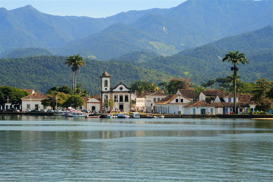 Paraty Historical Walking Tour