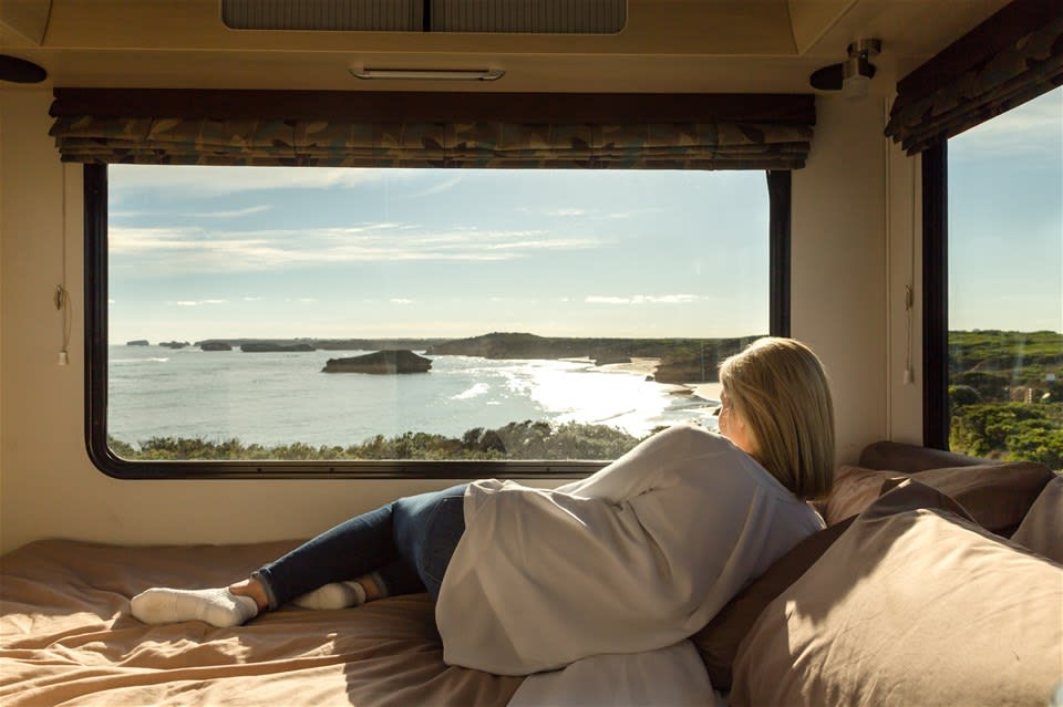 The Great Ocean Road - Motorhome Holiday