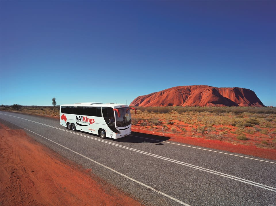 Alice Springs to Uluru One Way
