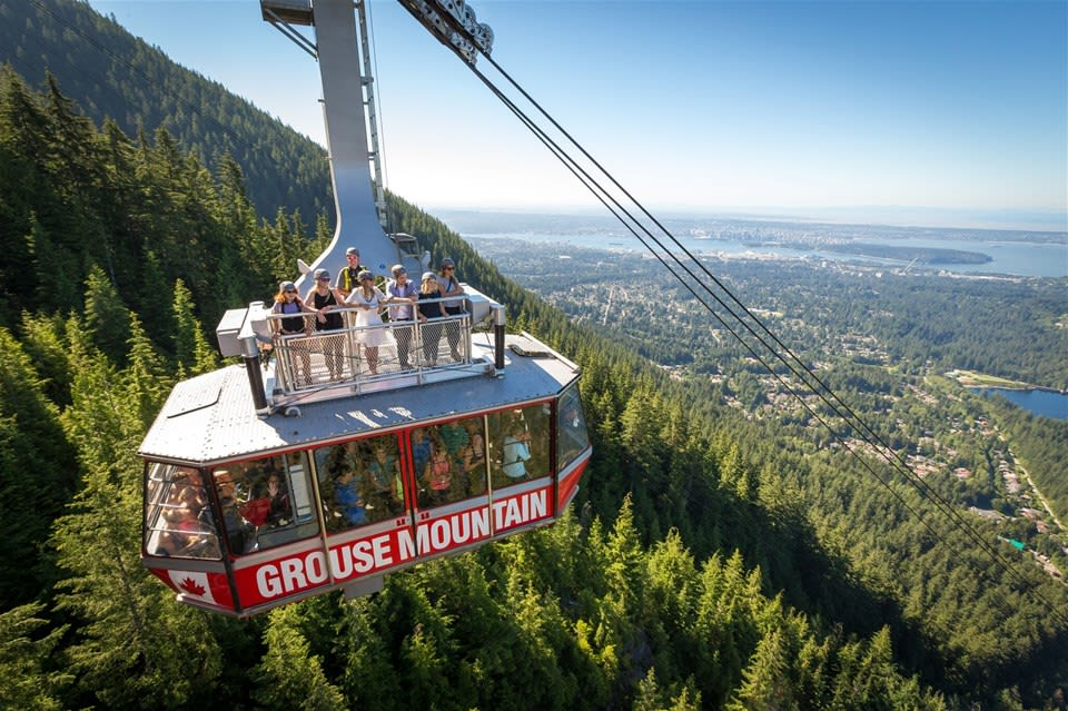 Grouse Mountain Admission