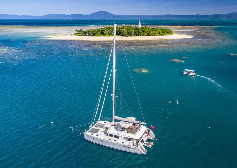 Luxury Low Isles Sail & Snorkel