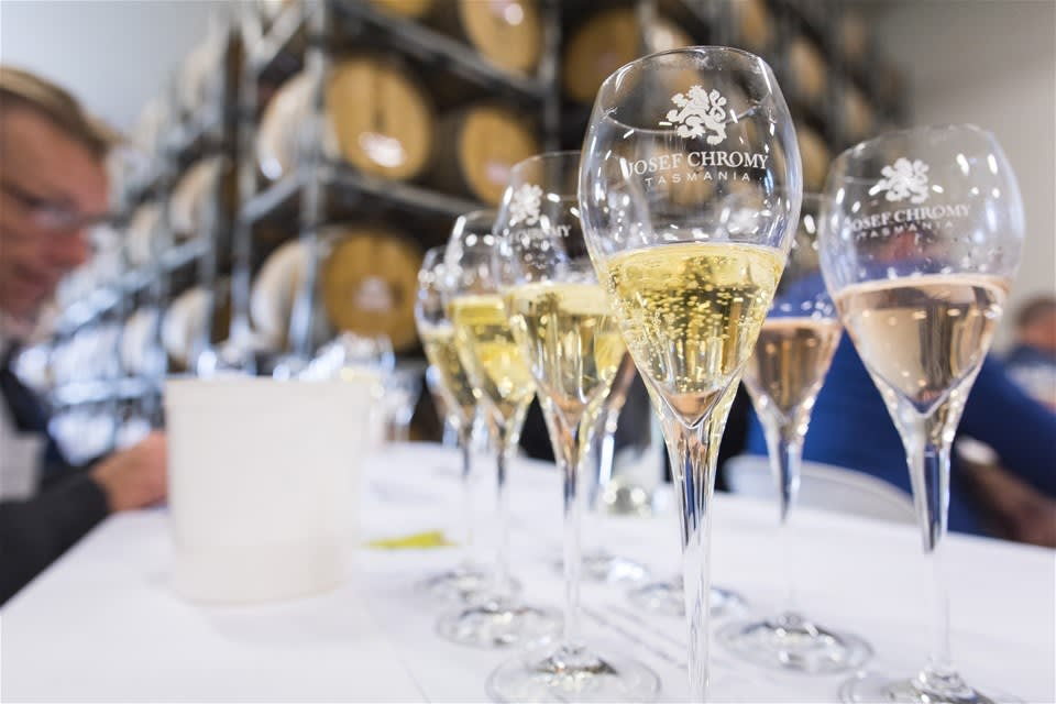 Ultimate Winery Experience - The Art Of Sparkling