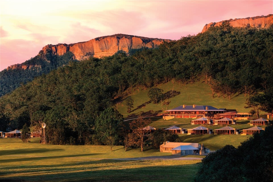 Emirates One&Only Wolgan Valley 3 Day Package