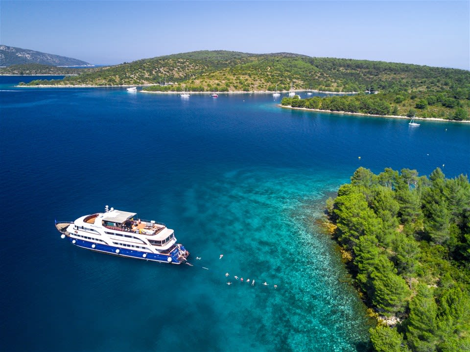 Croatia Coastal Cruising