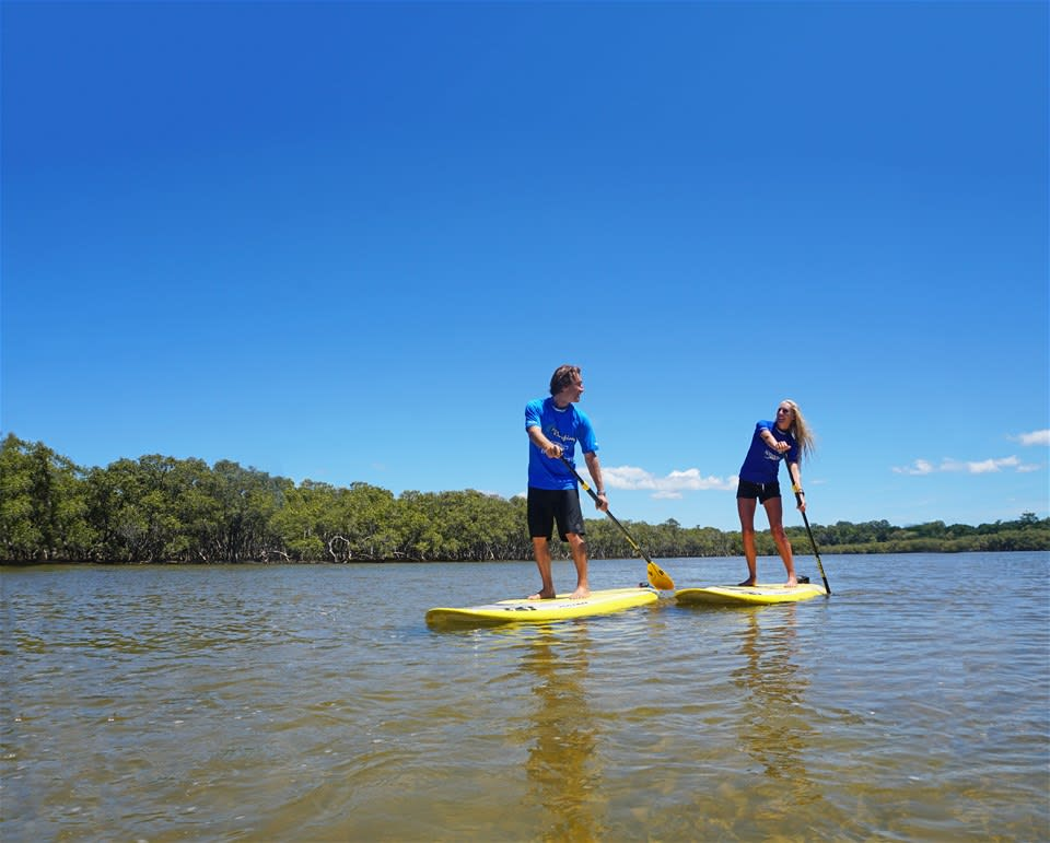 Byron Bay Stand Up Paddle Boarding