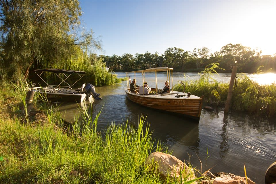 Murray River: Wildlife Extension