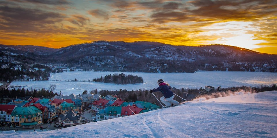 Tremblant Ski Lift Pass