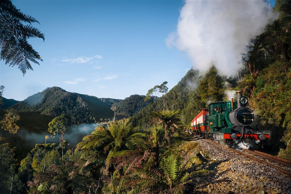 River & Rainforest Wilderness Railway