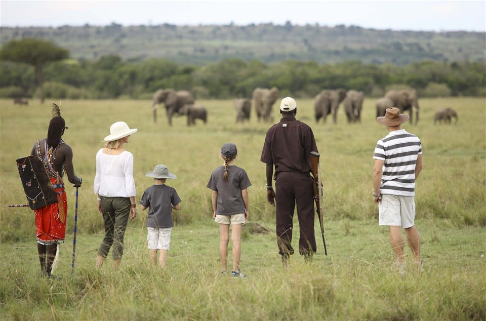 Kenya Family Fly In Safari