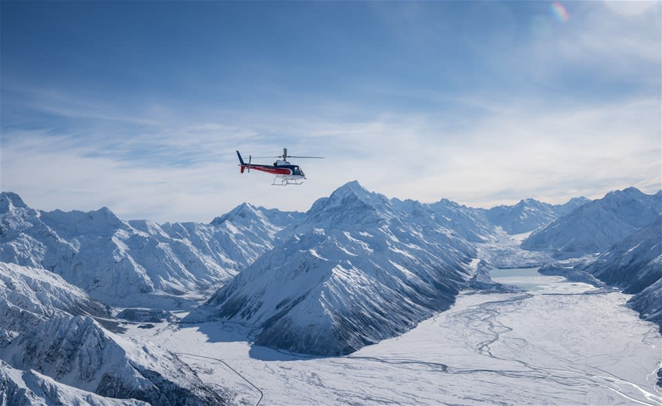 Mount Cook Helicopter Tour