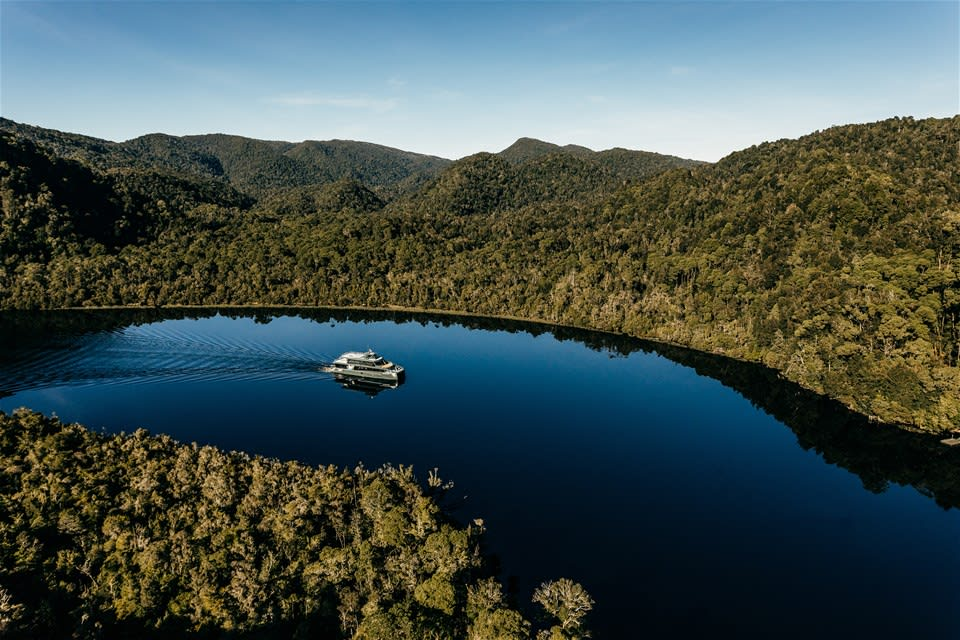 Gordon River Wilderness Cruise