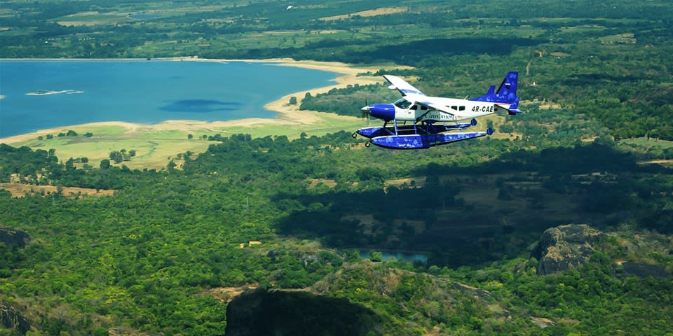 Scenic Flight Transfers