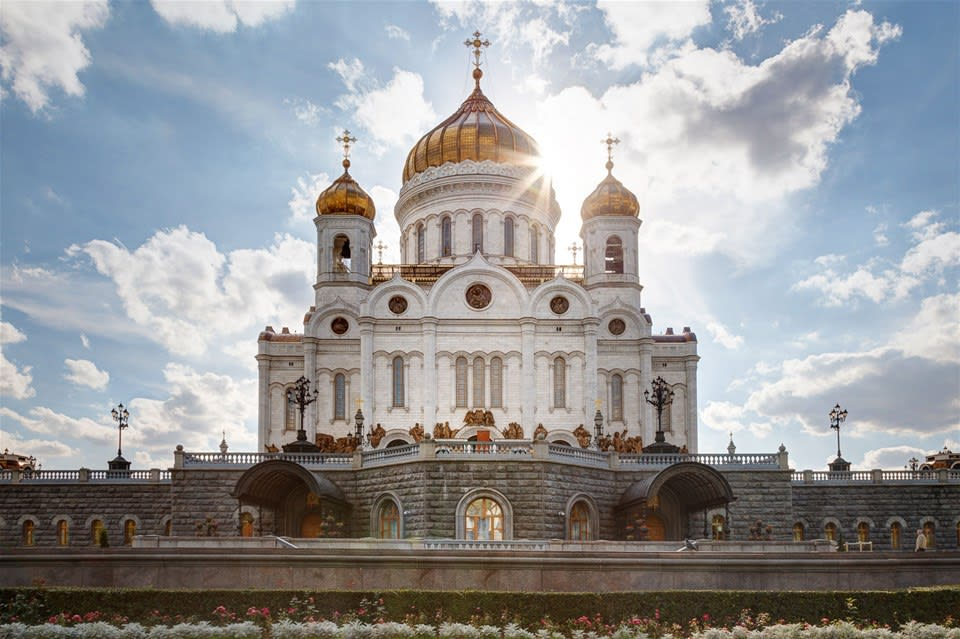 Moscow City and Churches Tour