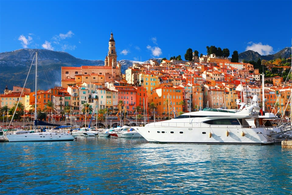 French Riviera & Provence from London
