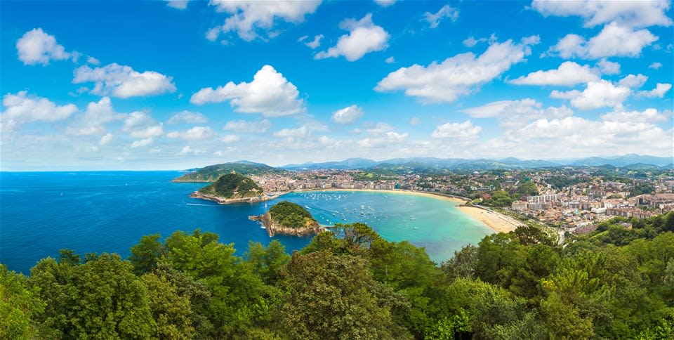 Gastronomic Delights Uncovered in Northern Spain - by Ferry
