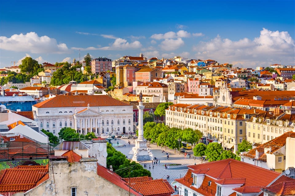 Exploring the heart of Historic Portugal