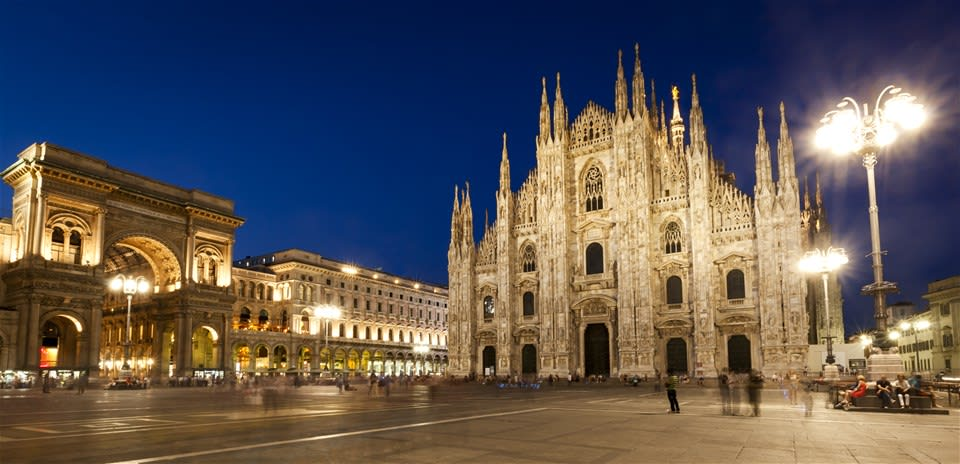 Discover Historic Milan