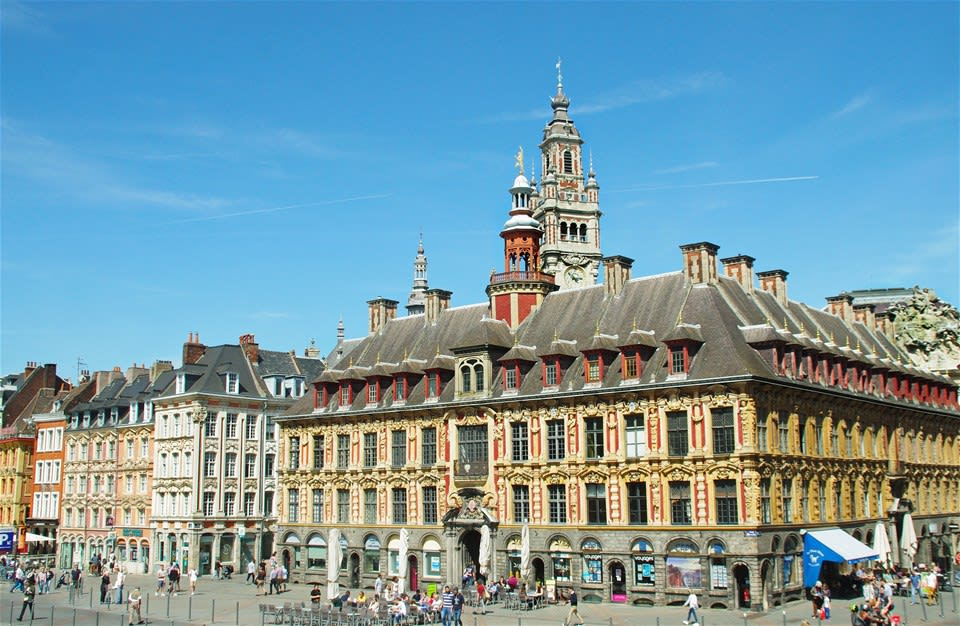 Lille - Galleries, Gardens and Grandeur