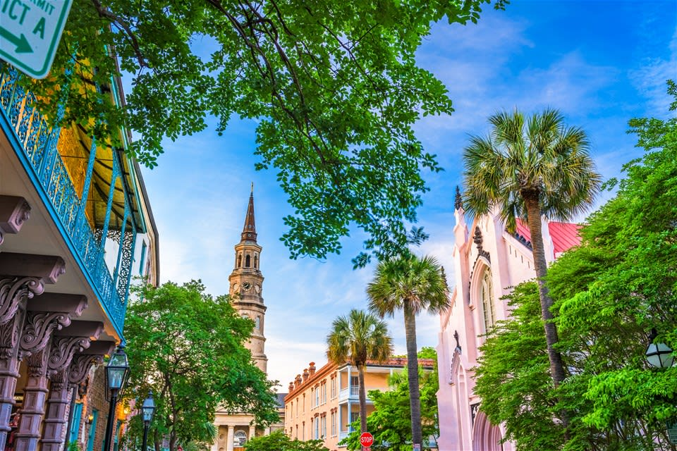 A Southern Sojourn - Charleston to New Orleans