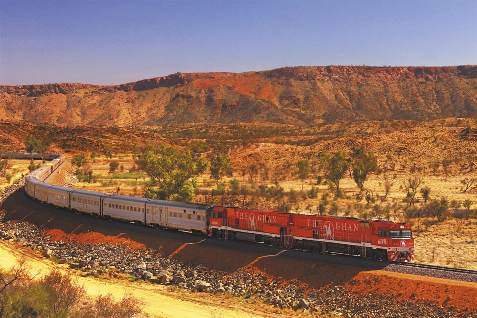 The Ghan - Ultimate Wildlife & Outback