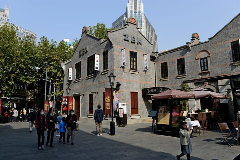 French Concession Walking Tour