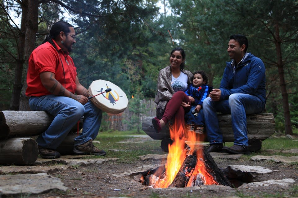 Great Spirit Circle Trail Activity Package