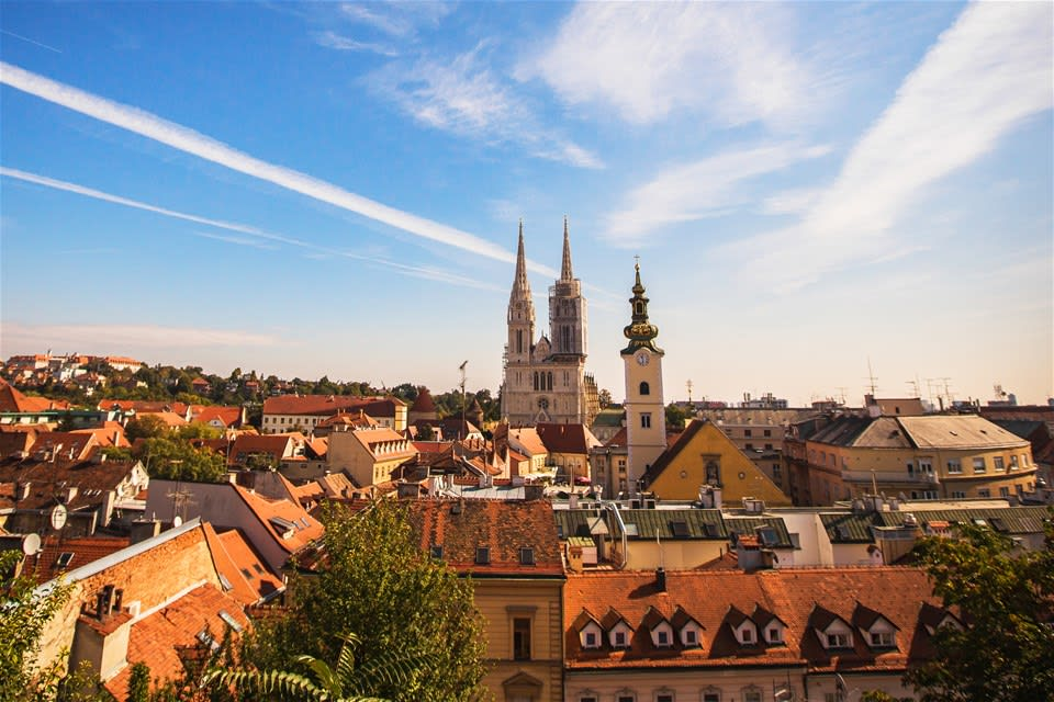 Explore the Cobblestoned Streets of Zagreb