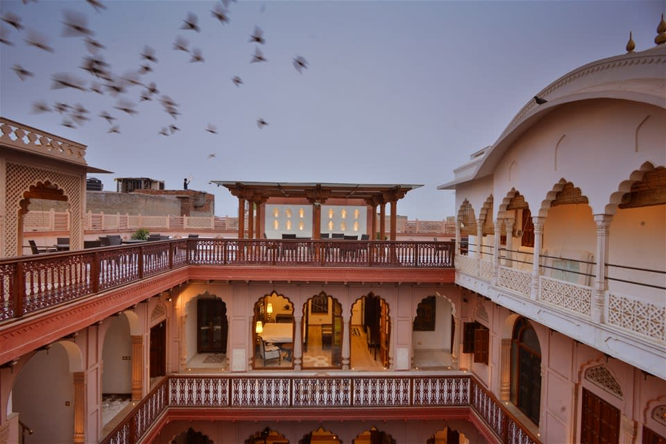 A magical haveli dining experience in Old Delhi