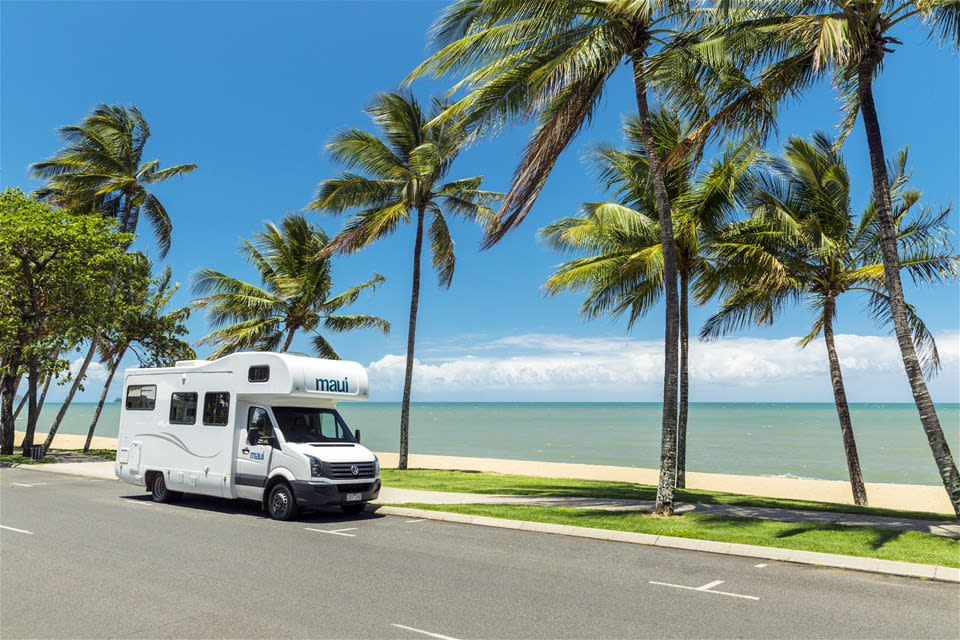 Barrier Reef Roaming - Motorhome Holiday