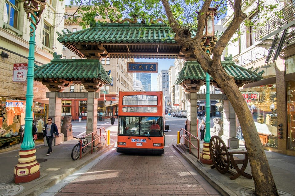 San Francisco 2 Day Hop-On Hop-Off Bus Tour