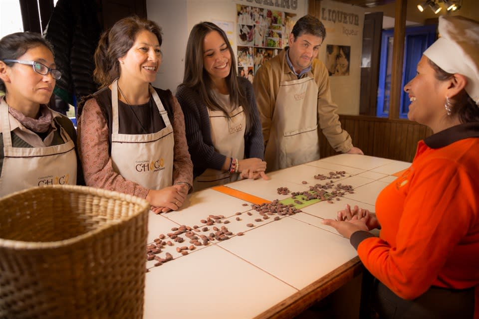 Chocolate Making Workshop