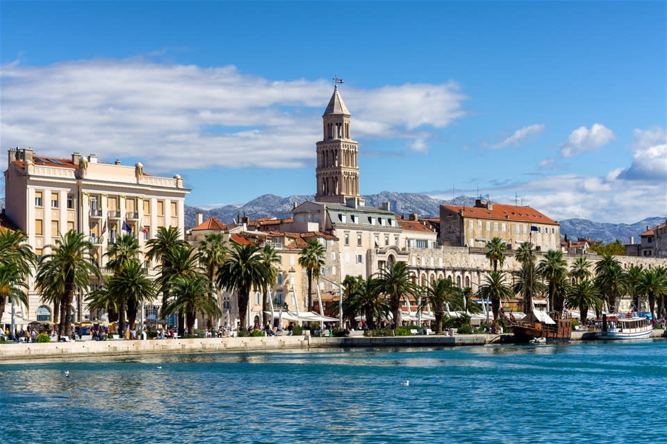 Island Hopping on the Dalmatian Coast