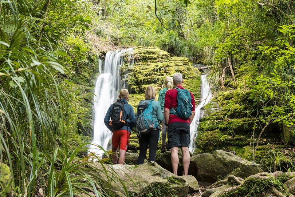Queen Charlotte Track 4 Day Package