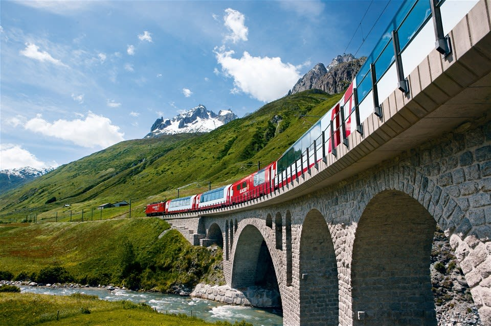 Guided Group Rail Journeys