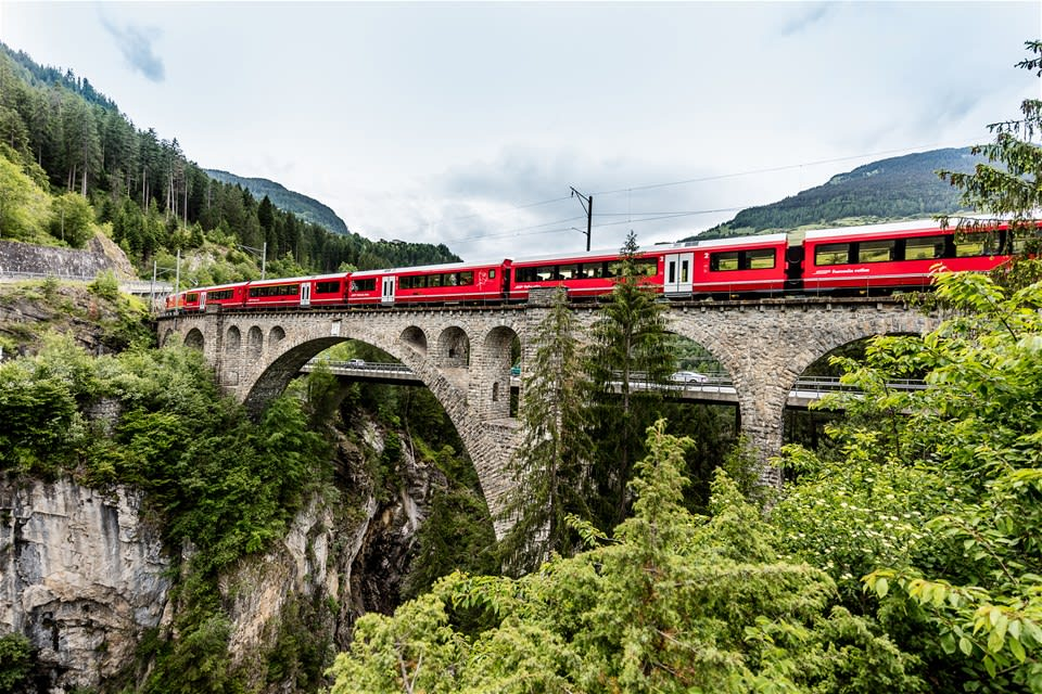 First Class Swiss Travel Pass