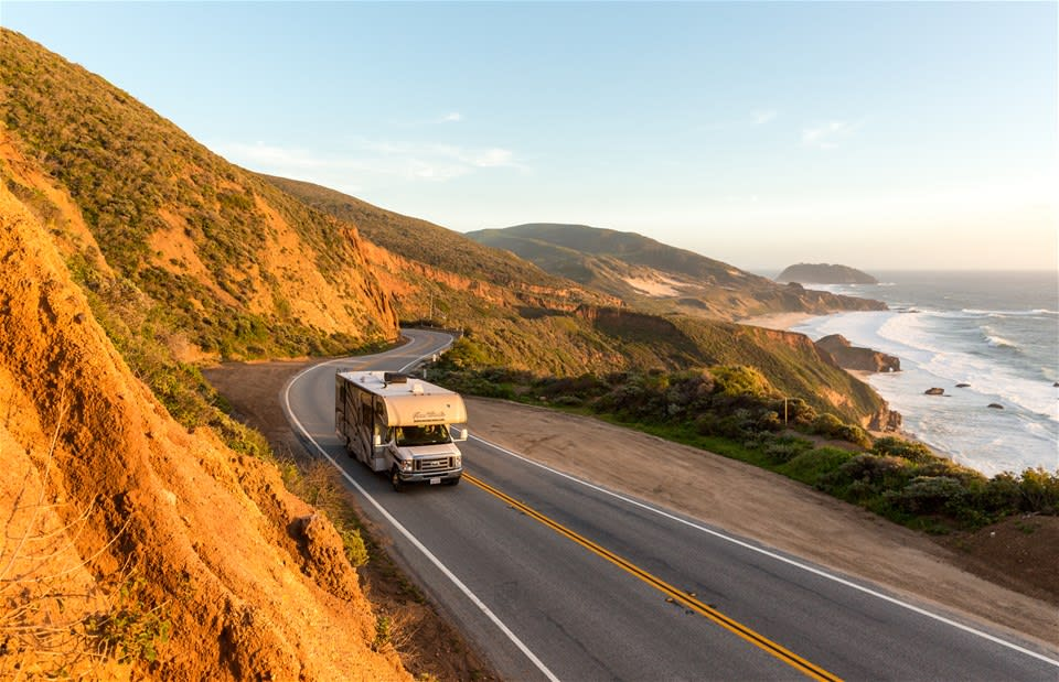 California Cruising - Road Bear RV