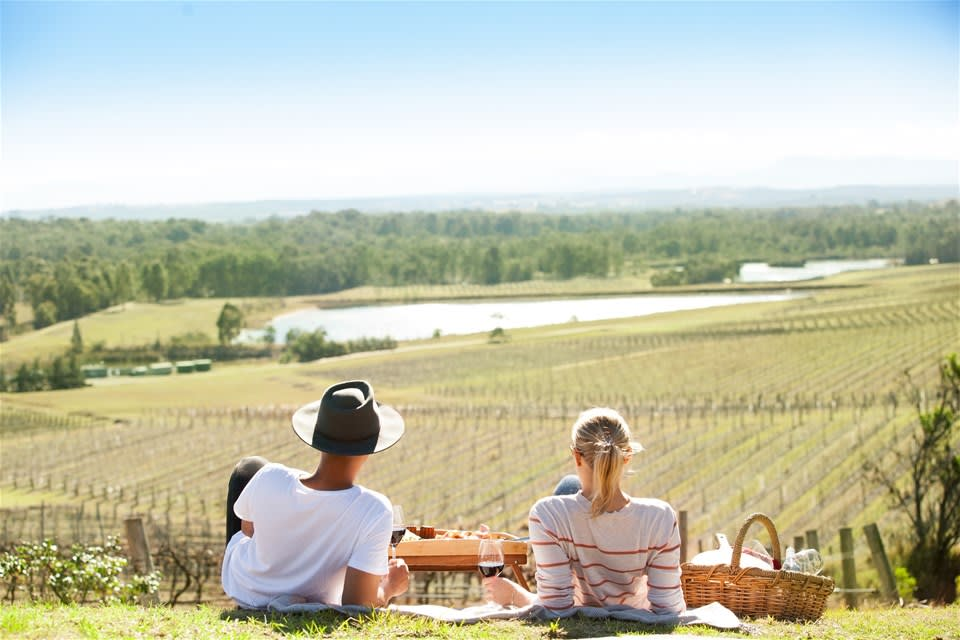 Ultimate Winery Experience - Picnic Among the Vines