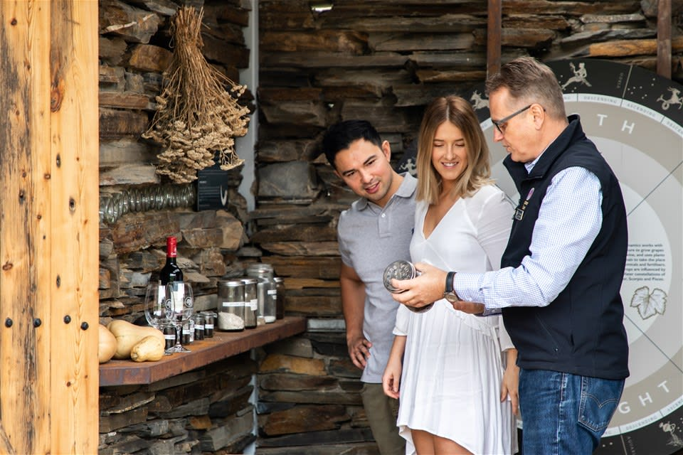 Ultimate Winery Experience - Being Biodynamic