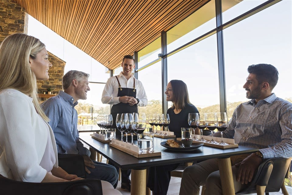 Ultimate Winery Experience - St Hugo's Chef's Table