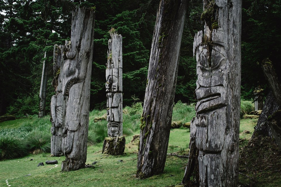 Haida Gwaii Archipelago & First Nations Encounters