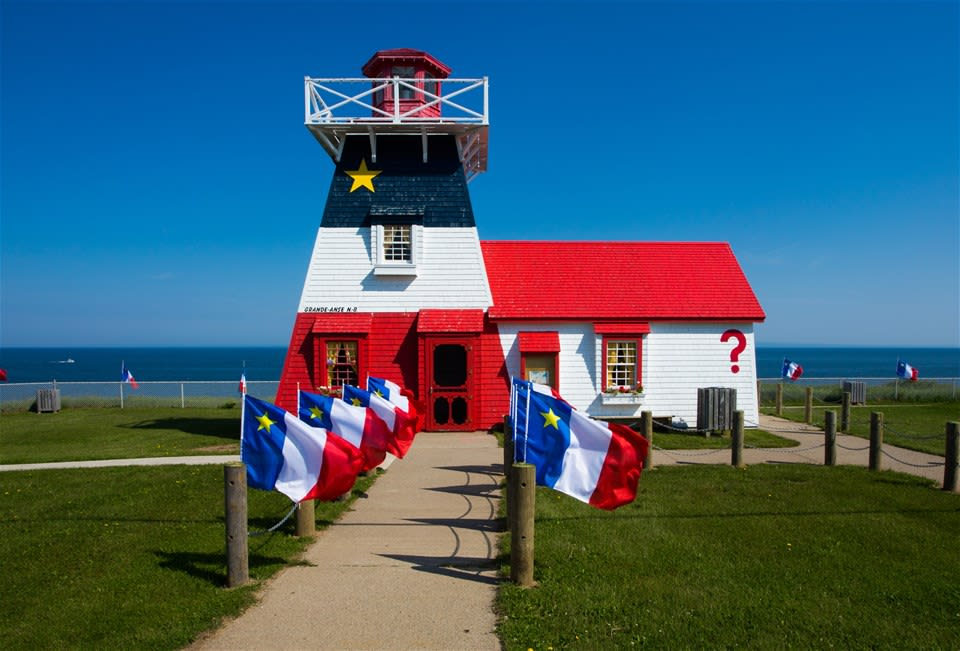 Canada's First Nations To Acadians
