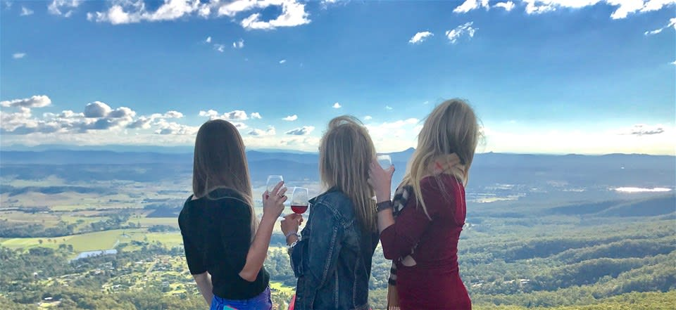 Tamborine Mountain Winery Tour