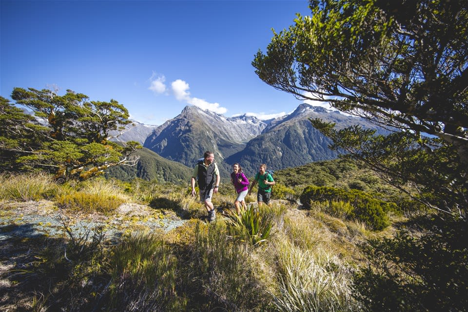 5 Day Fiordland Great Walk Package